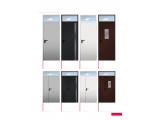 Фото  1 Металлические входные двери в подъезд многоквартирных домов с кодовым замком 2274173