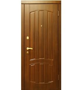 Дверь бронированная Ирина, металл 2мм, минвата (Украина)