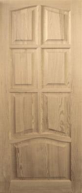 Дверь деревянная глухая М3 Высший сорт (высота - 2000 мм; ширина - 600, 700, 800, 900; толщина - 40 мм)