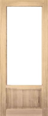 Дверь деревянная под стекло М10/1 Высший сорт (высота - 2000 мм; ширина - 600, 700, 800, 900; толщина - 40 мм)