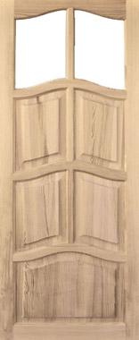 Дверь деревянная под стекло М2/3 Высший сорт (высота - 2000 мм; ширина - 600, 700, 800, 900; толщина - 40 мм)