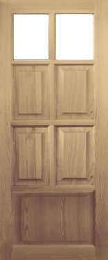 Дверь деревянная под стекло М4/3 Высший сорт (высота - 2000 мм; ширина - 600, 700, 800, 900; толщина - 40 мм)