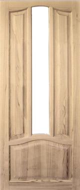 Дверь деревянная под стекло М7/3 Высший сорт (высота - 2000 мм; ширина - 600, 700, 800, 900; толщина - 40 мм)