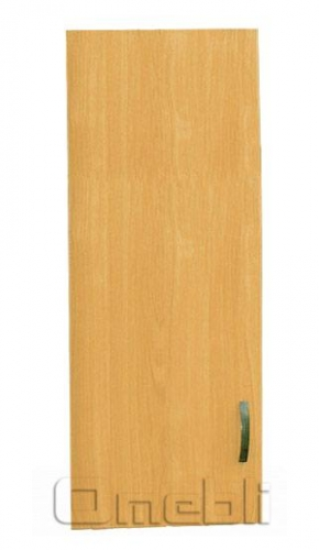 Дверь ДСП R 82 бук A9995
