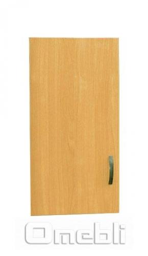 Дверь ДСП R 83 бук A9997