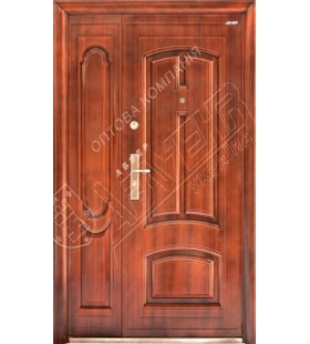 Дверь металлическая 2011, автоэмаль 1200мм