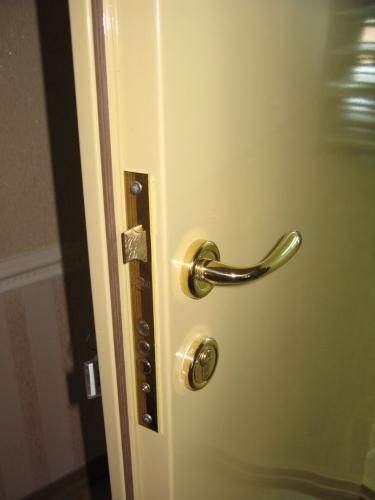 Дверь металлическая огнестойкая EI 30. Объект Верховна рада