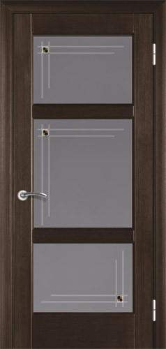 Дверь межкомнатная Генри Терминус (венге, беленый дуб) Киев