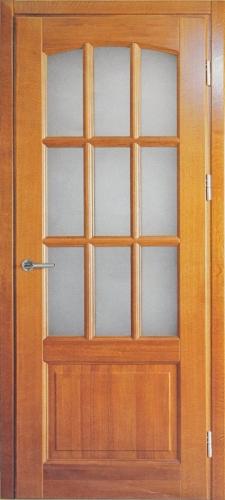 Дверь межкомнатная из массива дуба или ясеня, DoorWooD тм