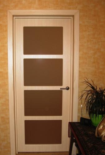 """Дверь межкомнатная, модель """"DR-12"""" 2000*800 Цена указана (коробка, полотно, наличник с 2х сторон)"""