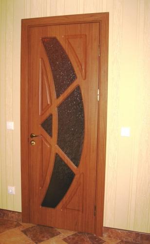 """Дверь межкомнатная, модель """"DR-20"""" 2000*800 Цена указана (коробка, полотно, наличник с 2х сторон)"""