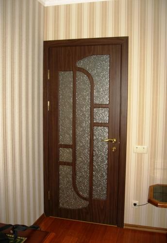 """Дверь межкомнатная, модель """"Фантазия"""" Цена указана (коробка, полотно, наличник с 2х сторон)"""