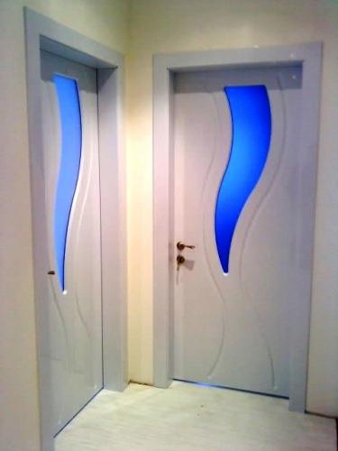 """Дверь межкомнатная, модель """"Турчанка"""" Цена указана (коробка, полотно, наличник с 2х сторон)"""