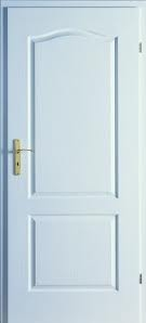 Дверь межкомнатная Porta London, глухая - - дверь межкомнатная крашенная, глухая, филенчатая, цвет белый