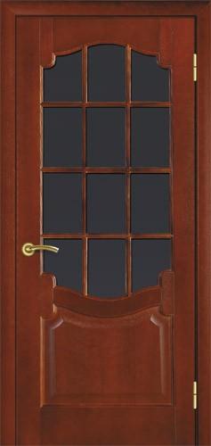 Дверь межкомнатная Премьера (мод.9) Терминус (орех миланский) Киев