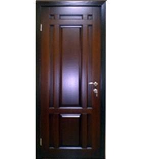 Дверь Президент деревянная сосновая окрашенная (высший сорт)