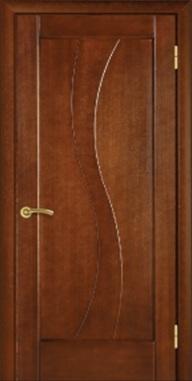 Дверь шпон модель 15 (60,70,80,90) глухая (шт. )