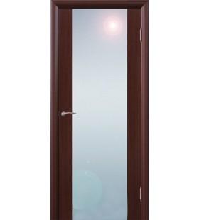 Дверь шпонированная Глазго венге (Украина)
