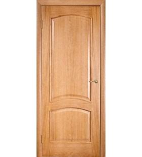 Дверь шпонированная Капри дуб