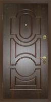 Дверь стандартная 2000х800 мм. Влагостойкая фанера для улицы с одной стороны, вторая сторона винил кожа пр-во Россия.