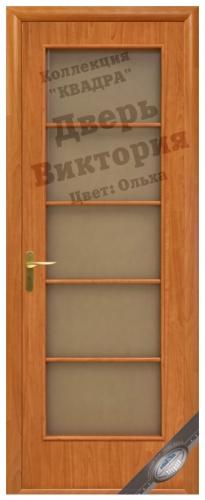 Дверь ТМ «Новый стиль» (Kvadra — Квадра) Виктория