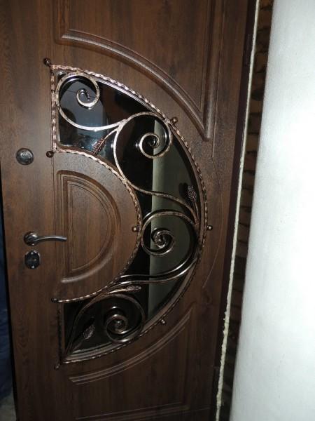 железная дверь для улицы