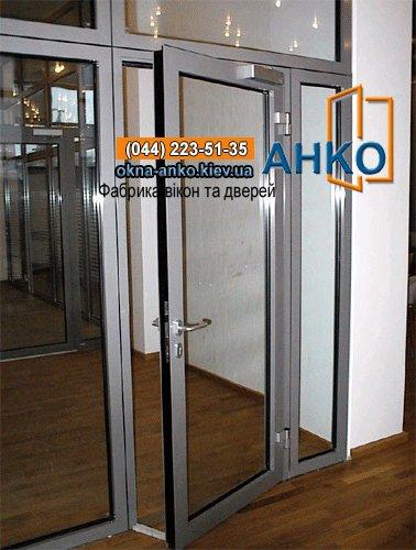 Фото 2 Алюминиевые двери от производителя по вашим размерам 2064
