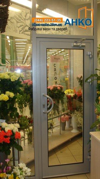 Фото 3 Алюминиевые двери ✔межкомнатные ✔офисные ✔входные от производителя 2346