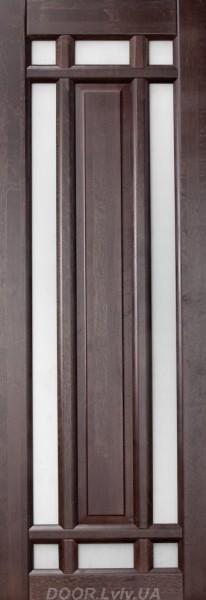 Двері Білорусії ОКА - Альпіна з масиву вільхи