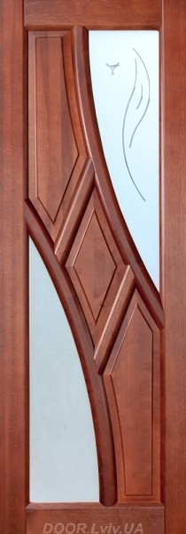 Двері Білорусії ОКА - Глорія з масиву вільхи