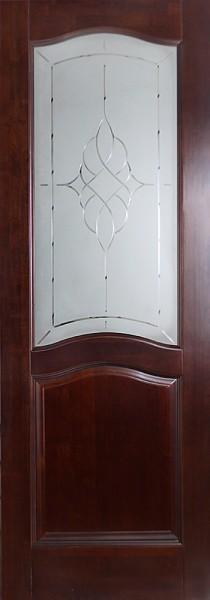 Двері Білорусії ОКА - Лео з масиву вільхи