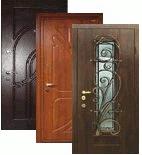 Двері броньовані, монтаж, заміри, доставка. Широкий вибір кольору та візерунку, скло ковка