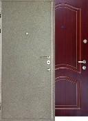Двери бронированные (МДФ покрас)