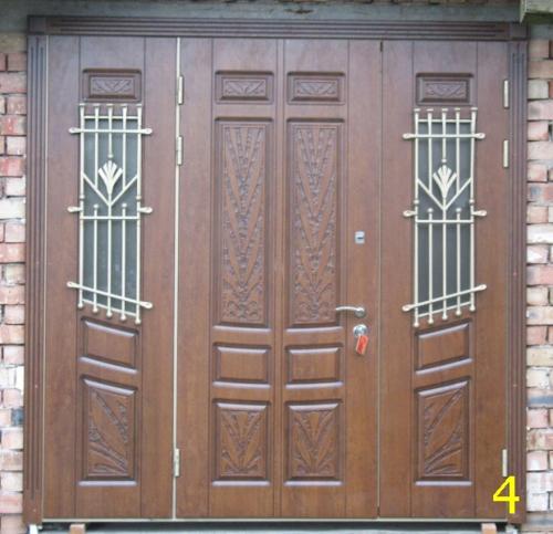 Двери бронированные входные Винница, двери в котедж, подъезд, дом, технические двери