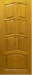 Двери деревянные Модель 2 (глухие) Стандарт и нестандарт