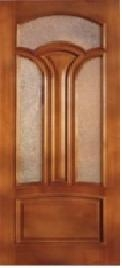 Двери деревянные Модель Лотос(стекло) Стандарт и нестандарт