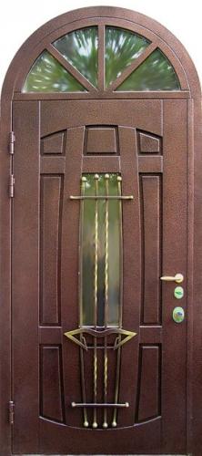 Двери входные для особняка!