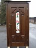 Двери дубовые входные изготавливаем под размер