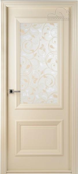 Двери Франческа слоновая кость