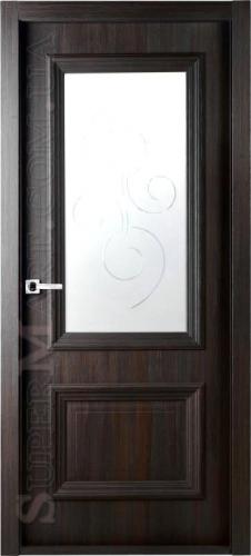 Двери Франческо BelWoodDoors (Белвуддорс) палисандр