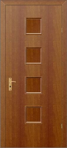 """Двери ламинированные с четвертью """"Геометрия&quot ; ;"""