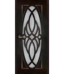 двери мдф, цвет белый дуб, венге