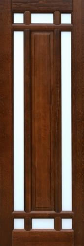 Двери межкомнатные Альпина, 100% массив ольхи