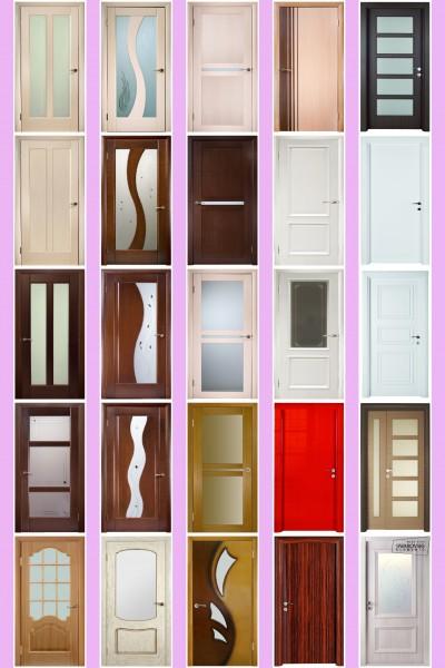 Двери межкомнатные (Беларусь, Украина, Россия, Турция)