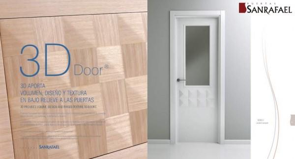 Двери межкомнатные белый лак Sanrafael Испания
