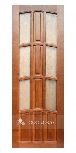 Двери межкомнатные из клееного массива ольхи, покрытые высококачественной ламелью. Доставка. Гарантия. Опт, розница.