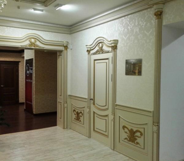 Двери межкомнатные М57-01