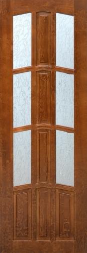 Двери межкомнатные Ретро, 100% массив ольхи