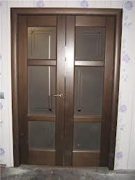 Двері міжкімнатні деревяні шпоновані