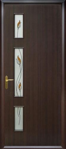 Двері міжкімнатні колекції Квадра Герда ТМ Новий СтильЛьвів